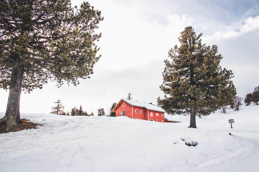 escursione invernale a capanna mautino